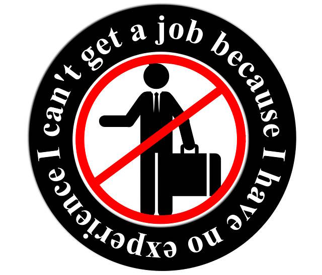 trouver un travail quand on est jeune