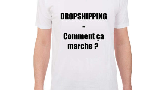 droshipping t shirt