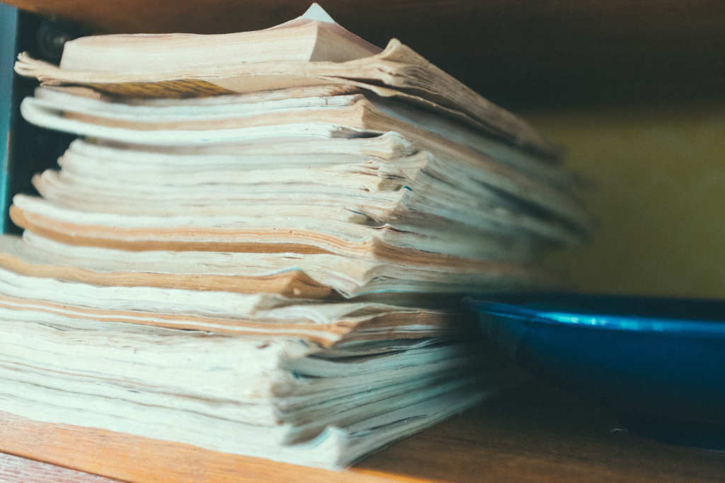 appareil a detruire les documents